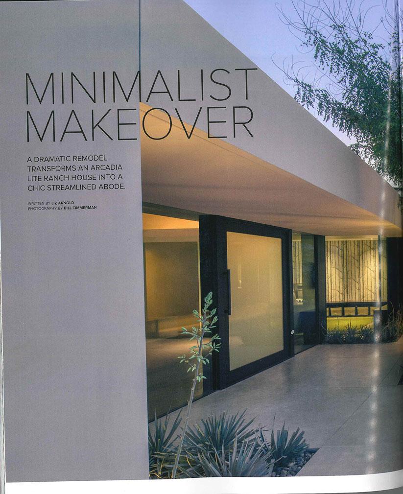 Minimalist Makeover P1