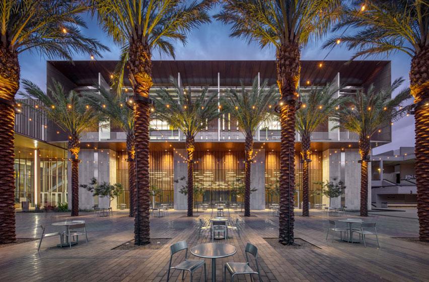 Arizona State University Student Pavilion
