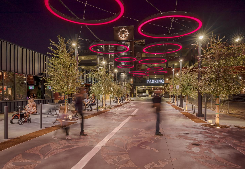 Gilbert Hearne Plaza