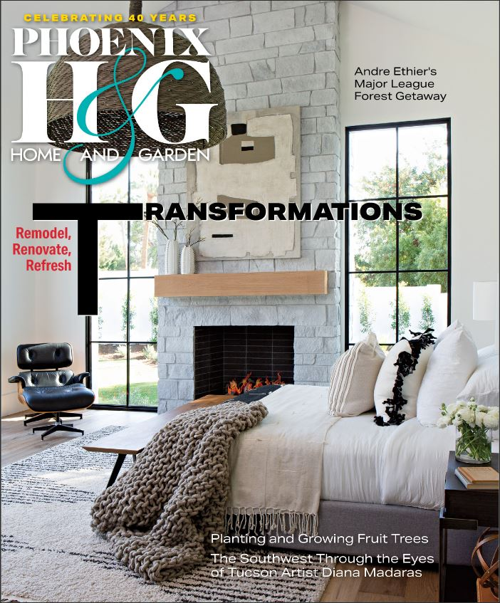 Phoenix Home & Garden: Embracing the New Cover
