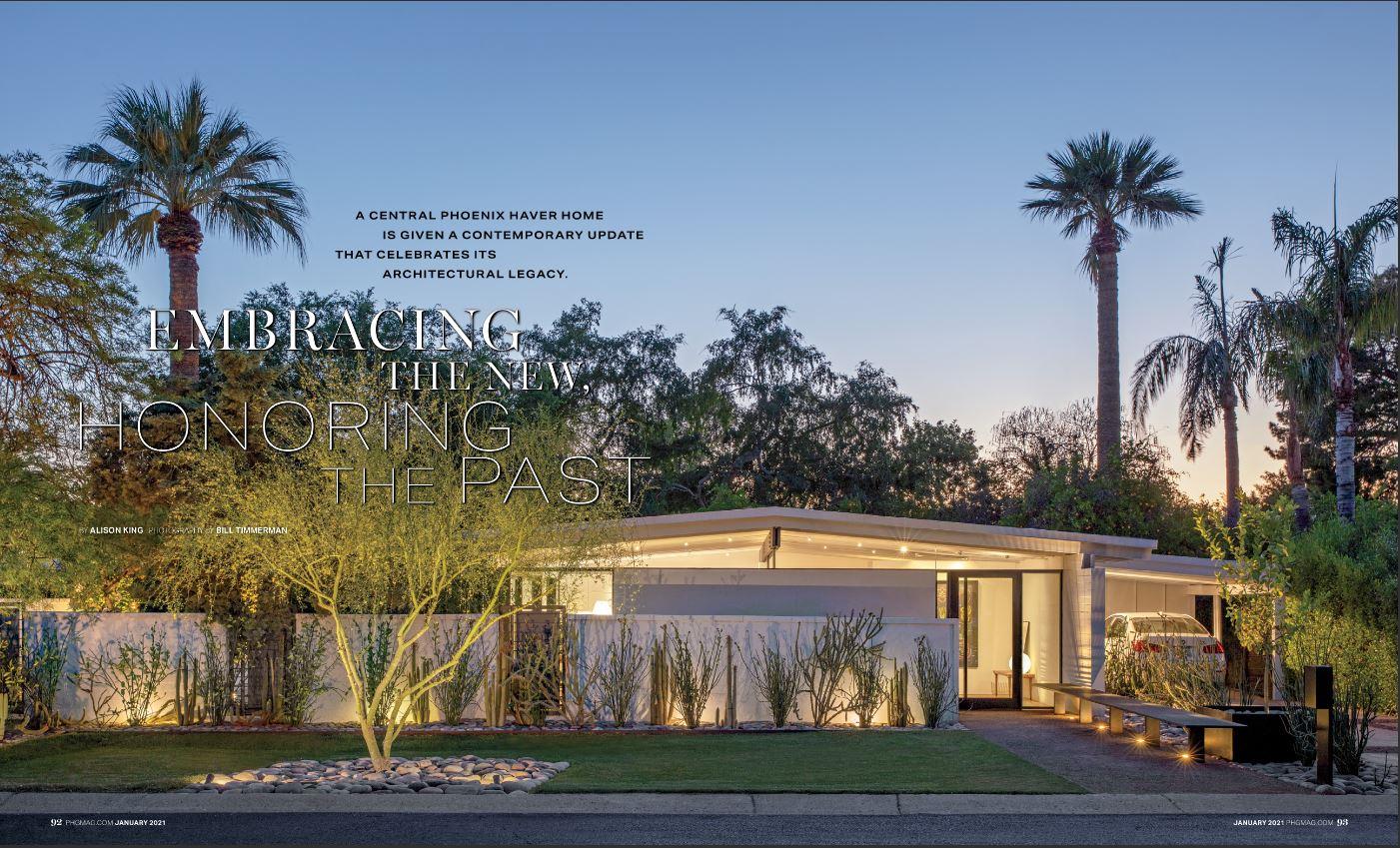 Phoenix Home & Garden: Embracing the New P1