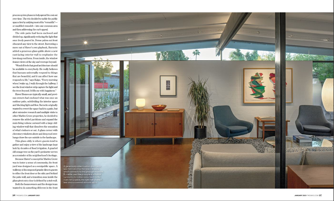 Phoenix Home & Garden: Embracing the New P2