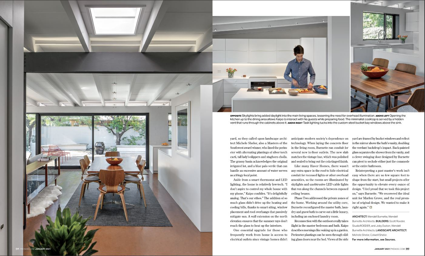 Phoenix Home & Garden: Embracing the New P4