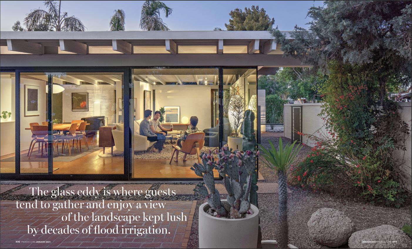 Phoenix Home & Garden: Embracing the New P6