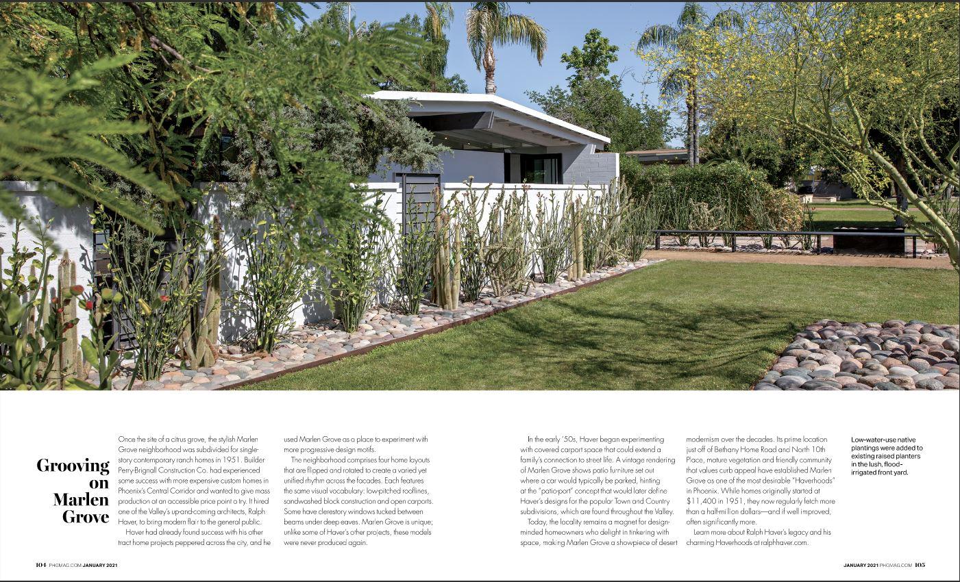Phoenix Home & Garden: Embracing the New P7