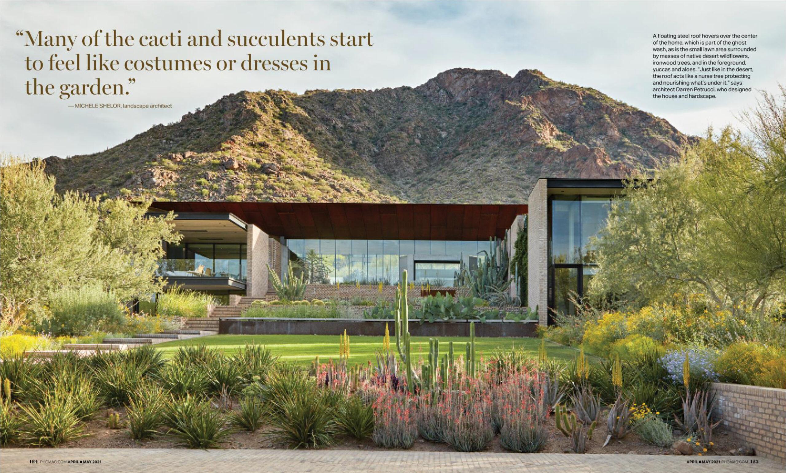 Phoenix Home & Garden: Springtime in Arizona P2