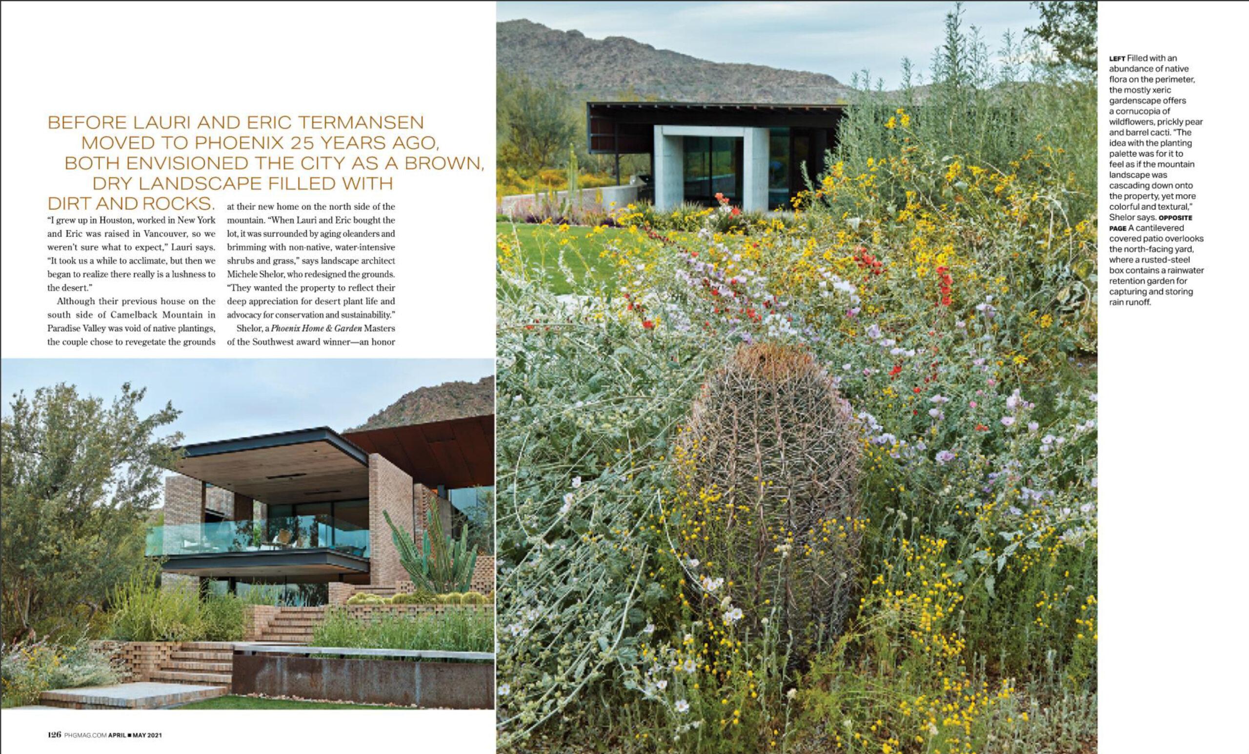 Phoenix Home & Garden: Springtime in Arizona P3
